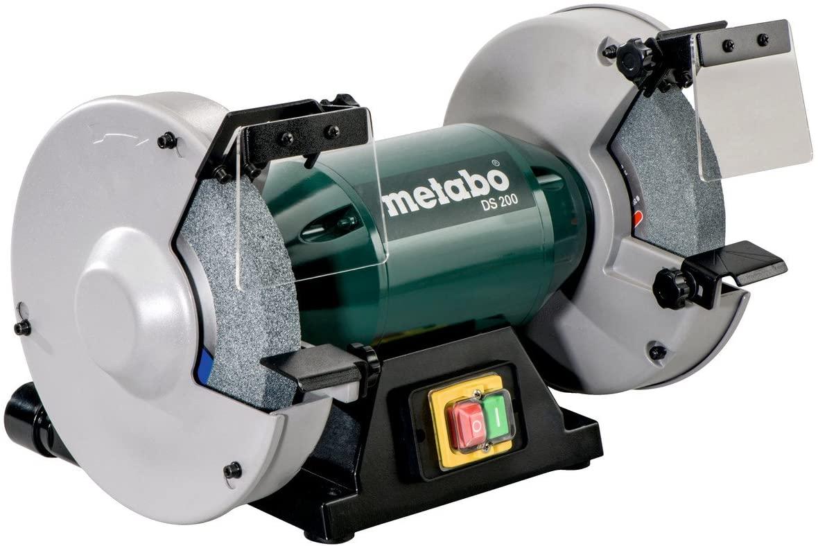 La meuleuse à touret Metabo DS 200