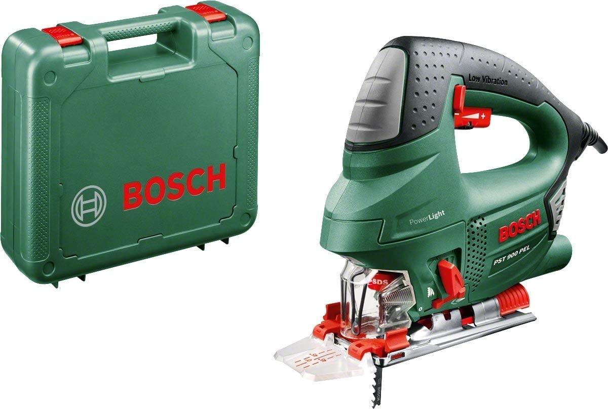 La scie sauteuse Bosch PST 900 PEL – Edition Basic