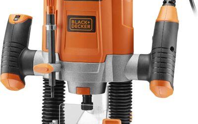 BLACK+DECKER KW1200EKA-QS – Avis de la rédaction