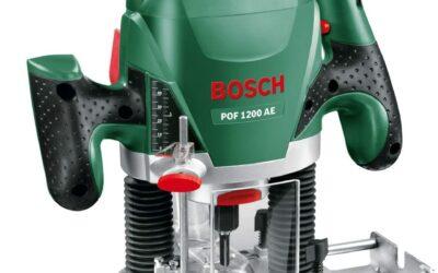 Bosch POF 1200 AE – Avis de la rédaction