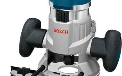 Bosch Professional Filaire GOF 1600 CE – Avis de la rédaction