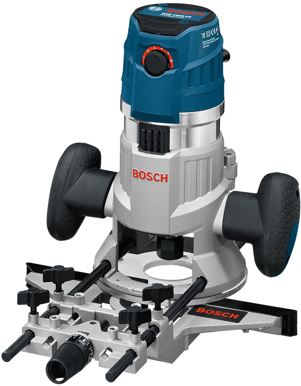 La défonceuse Bosch Professional Filaire GOF 1600 CE profil