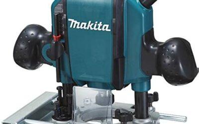 Makita RP0900J Oberfräse 900 W – Avis de la rédaction