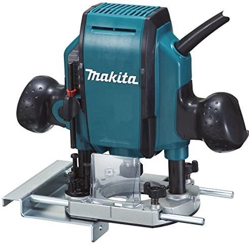 La défonceuse Makita RP0900J Oberfräse 900 W