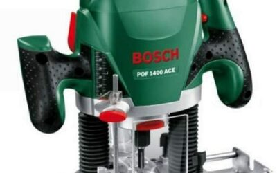 Bosch POF 1400 ACE – Avis de la rédaction